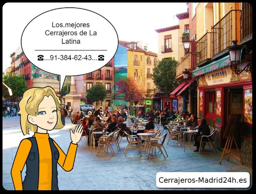 cerrajeros La Latina de Madrid